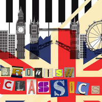 Relaxing Piano Crew - British Classics Piano Covers