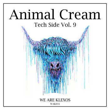 Various Artists - Animal Cream Tech Side, Vol. 9