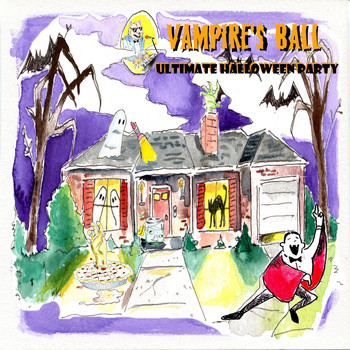 Brad Tassell & Steve Goodie - Vampire's Ball: Ultimate Halloween Party!