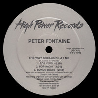 Peter Fontaine - The Way She Looks at Me