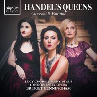Mary Bevan, Lucy Crowe & Bridget Cunningham - Alessandro, HWV 21: Solitudini amate