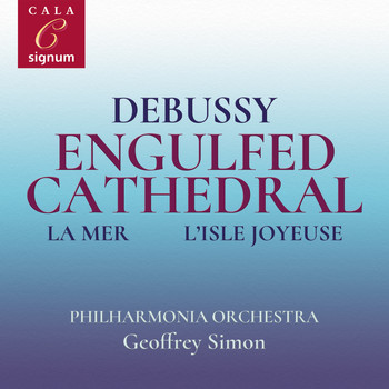 Philharmonia Orchestra - Debussy: Engulfed Cathedral
