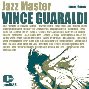 Vince Guaraldi - Jazz Master (Explicit)