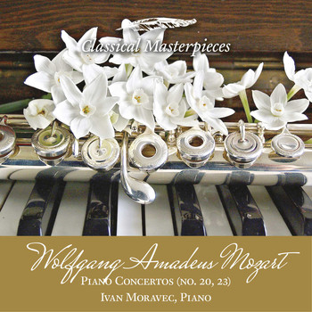 Ivan Moravec & Academy of St. Martin in the Fields Sir Neville Marriner - Wolfgang Amadeus Mozart Piano Concertos (no.20,23) Ivan Moravec, Piano (Classical Masterpieces)