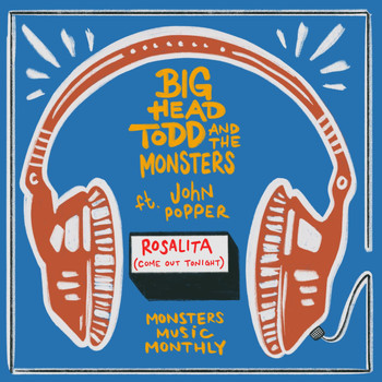 Big Head Todd & The Monsters - Rosalita (Come Out Tonight)
