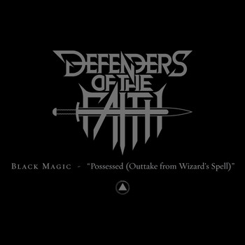 Black Magic - Possessed (Outtake From Wizard's Spell)