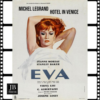 Michel Legrand - Hotel In Venice (From Eva Soundtrack 1962)
