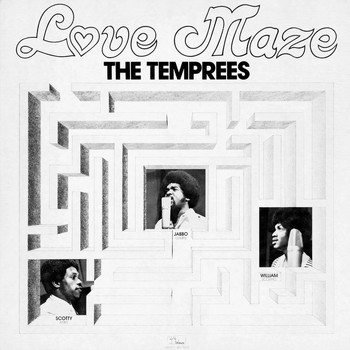 The Temprees - Love Maze