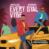 Jahvillani - Every Gyal Vybe (feat. Konshens) - Single (Explicit)