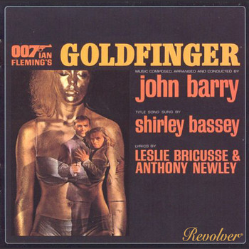 John Barry - Goldfinger - Original Motion Picture Soundtrack