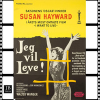 Gerry Mulligan - Jeg Vil Leve (Susan Hayward Movie Trailer 1958)