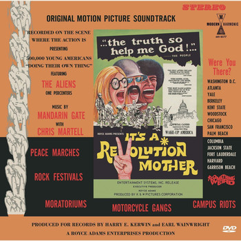 Something Weird - It's a Revolution Mother: Original Motion Picture Soundtrack