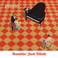 Ramblin' Jack Elliott - Piano