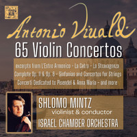 Shlomo Mintz - Vivaldi: The Violin Concerto Collection, Volumes 1-10
