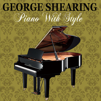 George Shearing - Piano with Style