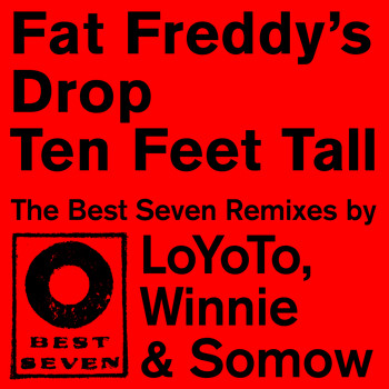 Fat Freddys Drop - Ten Feet Tall - Best Seven Remixes