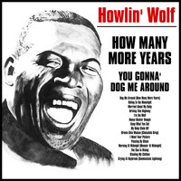 Howlin' Wolf - How Many More Years You Gonna' Dog Me Around