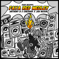 Anthony B, Chezidek, Jah Mason, Addis Records - Faya Red Medley