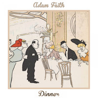 Adam Faith - Dinner