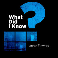 Lannie Flowers - What Did I Know
