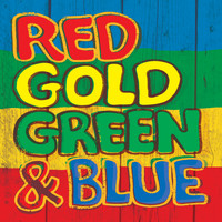 Various Artists - Red Gold Green & Blue