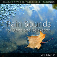 Tmsoft's White Noise Sleep Sounds - Rain Sounds for Sleep and Relaxation Volume 2