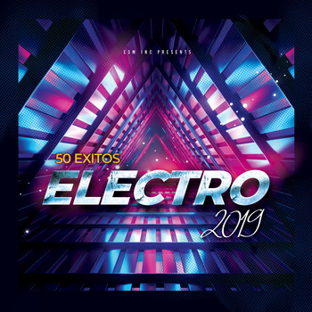 Various Artists - 50 Exitos Electro 2019