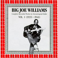 Big Joe Williams - Complete Recorded Works In Chronological Order Vol.1 (1935-1941)
