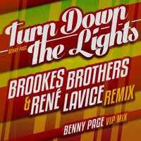 Benny Page - Turn Down The Lights Remixed