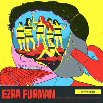 Ezra Furman - I Wanna Be Your Girlfriend b/w Evening Prayer aka Justice