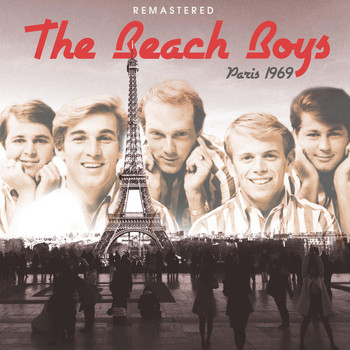 The Beach Boys - Paris 1969