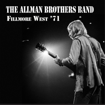 Allman Brothers Band - Don't Keep Me Wonderin' (Live at Fillmore West, San Francisco, Ca 1/29/71)