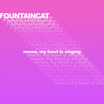 FOUNTAINCAT - meow, my bowl is singing