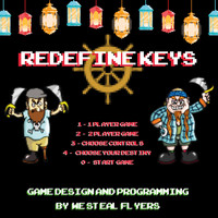 We Steal Flyers - Redefine Keys