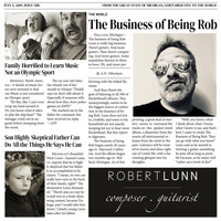 Robert Lunn - The Business of Being Rob
