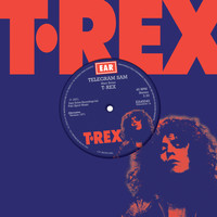 T. Rex - Telegram Sam (Alternate Version October 1971)