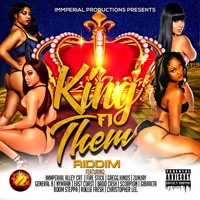 Various Artists - King Fi Them Riddim (Explicit)