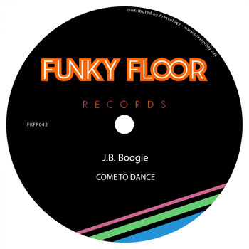 J.B. Boogie - Come To Dance