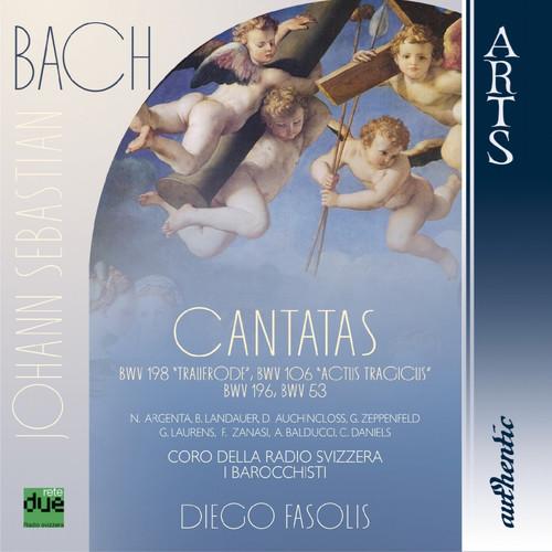 """I Barocchisti, Diego Fasolis, Guillemette Laurens MP3 Track Aria, Schlage doch gewünschte Stunde, BWV 53: """"Schlage doch, gewünschte Stunde"""""""