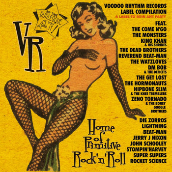 Various Artists - Voodoo Rhythm Records: Records to Ruin Any Party, Vol. 1