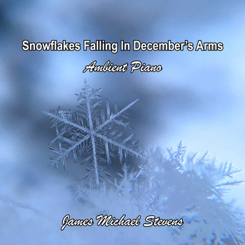 James Michael Stevens - Snowflakes Falling in December's Arms - Ambient Piano