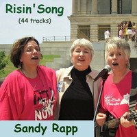 Sandy Rapp - Risin' Song (44 Tracks)