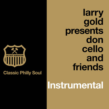 Larry Gold - Presents Don Cello and Friends (Instrumentals)
