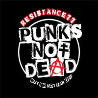 Resistance 77 - Punk's Not Dead but I'm Not Far Off