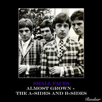 Small Faces - Almost Grown ((A-Sides and B-Sides))