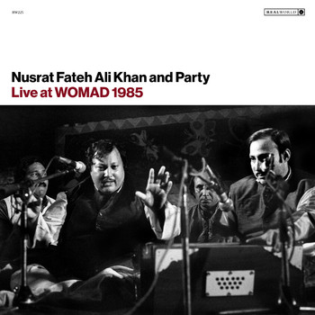 Nusrat Fateh Ali Khan - Live at WOMAD 1985