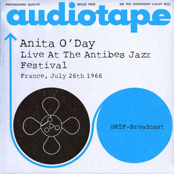 Anita O'Day - Live At The Antibes Jazz Festival, France, July 26th 1966 ORTF-Broadcast (Remastered)