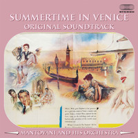 Mantovani And His Orchestra - Summertime in Venice