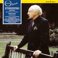 Leopold Stokowski - Franck: Symphony in D Minor - Messiaen: L'ascension, And Ravel, Chopin and Duparc