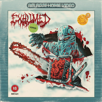 Exhumed - Playing with Fear